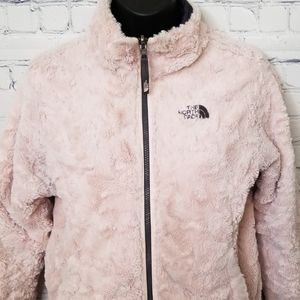 The North Face Girls reversible jacket